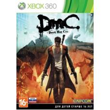 DmC Devil May Cry русские субтитры для Xbox 360