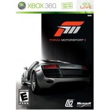 Forza Motorsport 3 русские субтитры для Xbox360