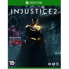 Injustice 2 русские субтитры для Xbox One