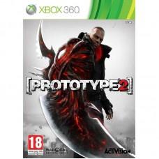 Prototype 2 для Xbox 360