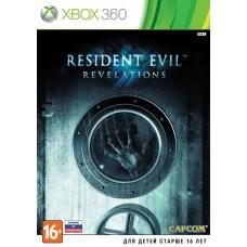 Resident Evil Revelations русские субтитры для Xbox 360