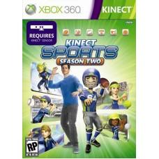Kinect Sports: Season 2 русская версия для Xbox 360