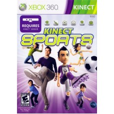 Kinect Sports русские субтитры для Xbox360