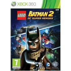 LEGO Batman 2: DC Super Heroes русские субтитры для Xbox 360