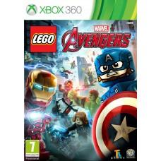LEGO Marvel Мстители русские субтитры для Xbox 360