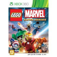 LEGO Marvel Super Heroes русские субтитры для Xbox360