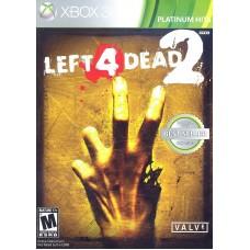 Left 4 Dead 2 русские субтитры для Xbox 360
