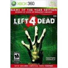 Left 4 Dead - Game of the Year Edition русские субтитры для Xbox 360