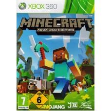 Игра для Microsoft Xbox 360 Minecraft