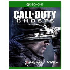 Call of Duty: Ghosts русская версия для Xbox One