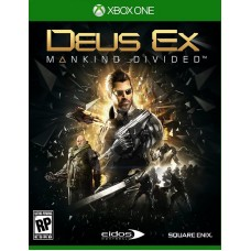 Deus Ex: Mankind Divided русская версия для Xbox One