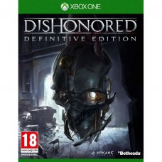 Dishonored. Definitive Edition русские субтитры для Xbox One