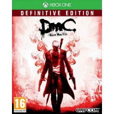 Игра для Xbox One DmC Devil May Cry. Definitive Edition русские субтитры