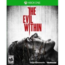 Evil Within русские субтитры для Xbox One