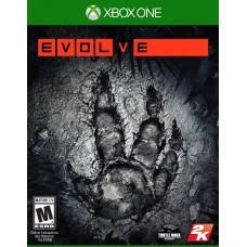 Evolve русская версия для Xbox One