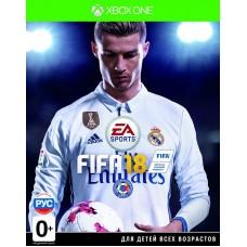 Fifa 18 русская версия для Xbox One