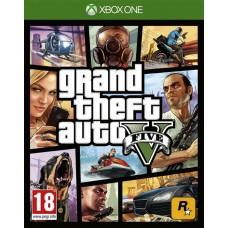 Grand Theft Auto V русская версия для Xbox One