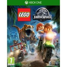 LEGO Мир Юрского Периода русские субтитры для Xbox One