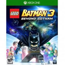 LEGO Batman 3: Beyond Gotham русские субтитры для Xbox One