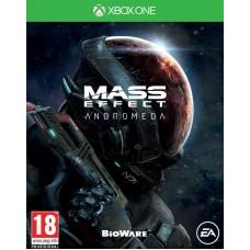 Mass Effect: Andromeda русские субтитры для Xbox One