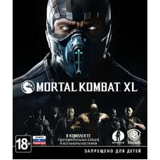 Mortal Kombat XL русские субтитры для Xbox One