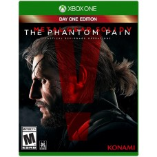 Metal Gear Solid V: The Phantom Pain русские субтитры Xbox One
