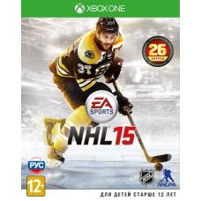 NHL 15 русские субтитры для Xbox One