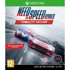 Игра для Xbox One Need for Speed Rivals. Complete Edition