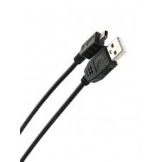 Кабель USB-miniUSB 1.8 метра Telecom TC6911BK