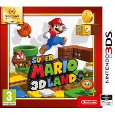 Super Mario 3D Land русская версия для Nintendo 3DS