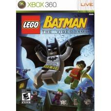 LEGO Batman: The Videogame для Xbox 360
