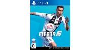 Fifa 19 русская версия для PS4