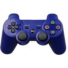 Джойстик беспроводной для PS3, синий
