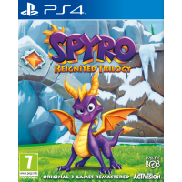Spyro Reignited Trilogy для PS4