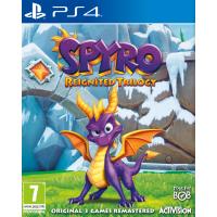 Spyro Reignited Trilogy для PS4