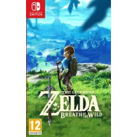 The Legend of Zelda: Breath of the Wild русская версия для Nintendo Switch