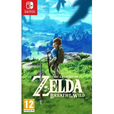 Игра для Nintendo Switch The Legend of Zelda: Breath of the Wild русская версия