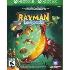 Rayman Legends русская версия для Xbox 360 / Xbox One