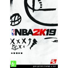 Игра для Playstation 4 NBA 2K19