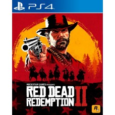 Игра для PlayStation 4 Red Dead Redemption 2 русские субтитры