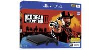 Sony PlayStation 4 Slim 1 Tb  + Red Dead Redemption 2 Black CUH-2216B