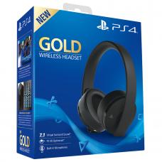Гарнитура беспроводная Sony Gold PS4/PS3/PS Vita (CUHYA-0080)