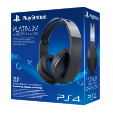 Гарнитура беспроводная Sony Platinum PS4 (CECHYA-0090)