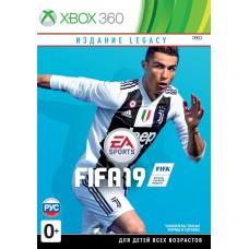 Fifa 19 русская версия для Xbox360