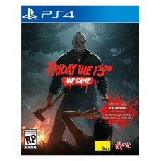 Friday the 13th: The Game русские субтитры для PS4