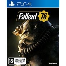 Игра для Playstation 4 Fallout 76 русские субтитры