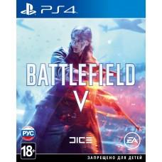 Battlefield V русская версия для PS4