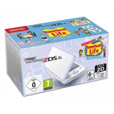 New Nintendo 2DS XL + Tomodachi Life