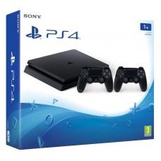 Sony PlayStation 4 Slim 1 Tb  Black + Controller CUH-2216B