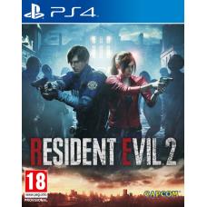 Игра для Playstation 4 Resident Evil 2 русские субтитры